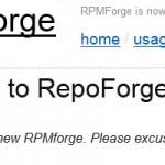 RPMforge/RepoForge