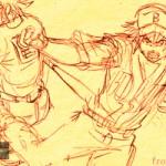 野球ウェブ漫画「K」