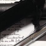 Kickstarterで出資していた万年筆「VISIONNAIRE」が到着した。