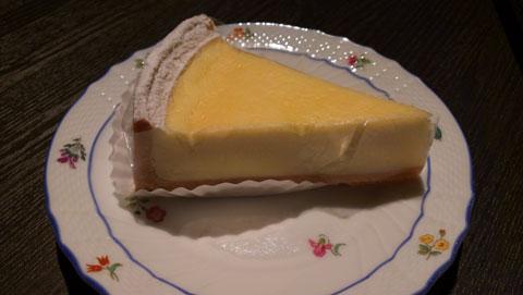 オ・グルニエ・ドール「チーズケーキ」