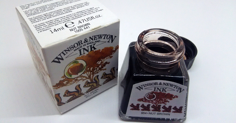 Winsor&Newton Nut Brown