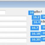 C#.net タブオーダー TabIndex一括編集