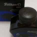 ペリカン(Pelikan)インク「Royalblue」