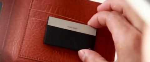 Kickstarter Smart Wallet