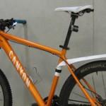 Kickstarter 軽量で取り外し簡単な自転車用後輪泥除け「MUSGUARD」