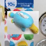 ICOCA カモノハシのイコちゃん 10周年記念アイテム発売