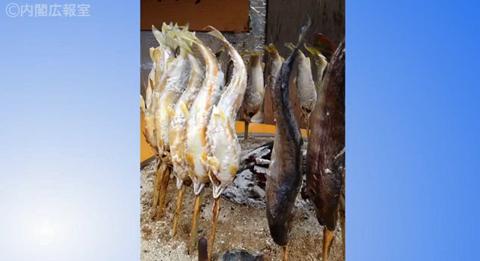 和食がユネスコ無形文化遺産に指定されたことを受けて、首相官邸が和食のプロモート動画を作成