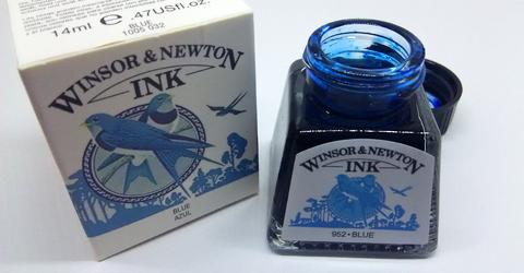 Winsor&Newton Blue