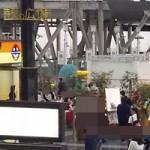 大阪駅「クロッシングフラワーフェスティバル」